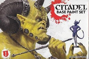 Games Workshop 99179950002 Citadel Base Paint Set Peinture pour figurines de la marque Games Workshop image 0 produit