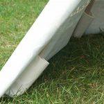 Garden Games Limited 3042 Tente De Jardin, Aztec Wigwam Avec Cadre En Bois Et Toile De Coton Naturelles, Bleu de la marque Garden Games Limited image 4 produit