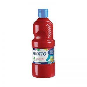 Giotto 533407–tempera Bouteille, 1000ml, zinnoberrot de la marque Lyra image 0 produit