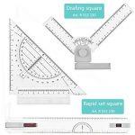 GOCHANGE A3 Planche à Dessin, 50 x 36.5cm Drawing Board Table à Dessin avec Mouvement Parallèle, Angle Réglable de la marque GOCHANGE image 1 produit