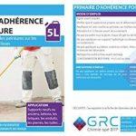 GRC - Primaire d'adhérence pour peinture, 5L de la marque GRC image 1 produit
