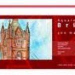 Hahnemühle - Bloc papier pour aquarelle - Panoramique - Britannia - 20x50cm - 300g/m² - 12 feuilles de la marque Hahnemuhle image 3 produit