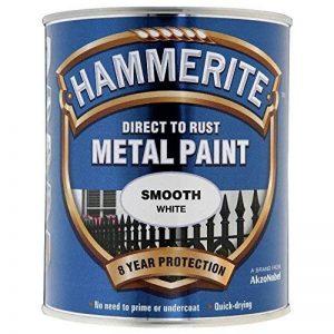 Hammerite Peinture eacute;tal - Lisse de la marque Hammerite image 0 produit