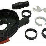 Herzo Capot de protection pour système d'aspiration avec brosse dentée 125mm de la marque Fixtec image 1 produit