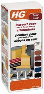 HG Peinture pour Cuir Crème Blanc 250 ml de la marque image 0 produit
