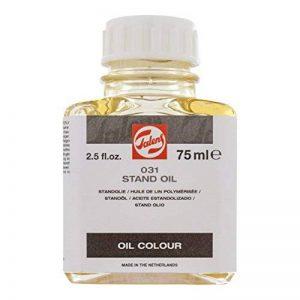 Huile de lin polymérisée 75 ml 031 de la marque Talens image 0 produit