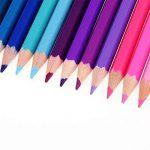 iiinsixfr 48 couleurs crayon de couleur soluble dans l'eau ensemble art peinture dédié croquis crayon de la marque iiinsixfr image 3 produit