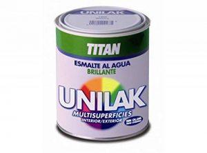 Industries Titan. S.L 03z140138–Vernis Laque Bri. 375ml ne Int/Ext S/odeur unilak Titan de la marque Industrias Titan. S.L image 0 produit