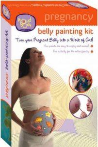Kit de peinture sur ventre de grossesse de ProudBody de la marque Proud Body image 0 produit