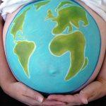 Kit de peinture sur ventre de grossesse de ProudBody de la marque Proud Body image 1 produit