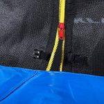 Klarfit Rocket Trampoline sur 4 pieds (filet de sécurité et toile résistante aux U.V, max.150 kg, 72 ressorts) de la marque Klarfit image 6 produit