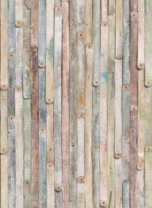 Komar 4–910184x 254cm vintage Wood texturé peint–Neutre (lot de 4) de la marque Komar image 0 produit