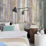 Komar 4–910184x 254cm vintage Wood texturé peint–Neutre (lot de 4) de la marque Komar image 1 produit