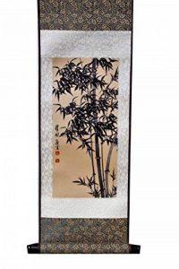 La Chine Décoration Murale Souvenir Antique suspendre peindre & calligraphie en soie à roulette Sight dans été Mountain/Small de la marque CHN Elements.home&kitchen image 0 produit