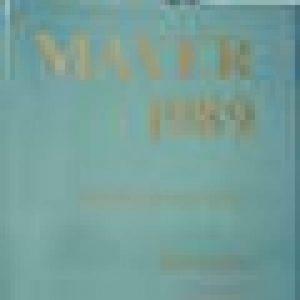Le Livre international des ventes: 1989 : 1er janvier - 31 décembre 1988 : estampes, dessins, aquarelles, peintures, sculptures de la marque Enrique Mayer image 0 produit