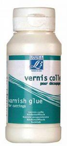 Lefranc Bourgeois Peinture Vernis colle 118 ml Transparent de la marque Lefranc & Bourgeois image 0 produit