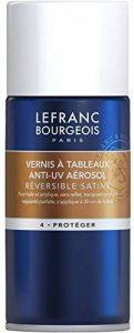 Lefranc Bourgeois Peinture Vernis satin aéro 150 ml Transparent de la marque Lefranc & Bourgeois image 0 produit