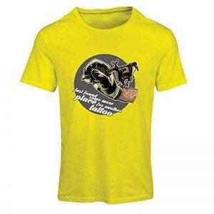 lepni.me T-Shirt Pour Hommes Aerographe - Machine D'Encre de Tatouage, Еvery Inch est Tatoué, Conseils Frais, Vêtements de Fan, Idées de Cadeau D'Humour de la marque lepni.me image 0 produit