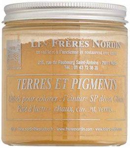 Les Frères Nordin 418111 Terre Pigment Ocre Jaune de la marque Les Frères Nordin image 0 produit