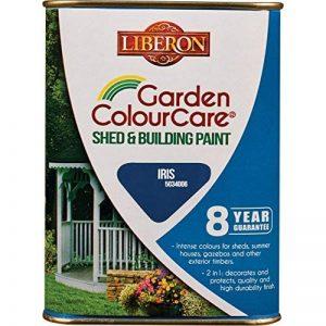 Liberon Abri et de peinture 1L Couleur Iris de la marque image 0 produit