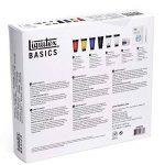 Liquitex 3699305 Basics Set acrylique technique Construire une texture de la marque Liquitex image 1 produit