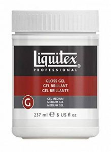 LIQUITEX ADDITIF MEDIUM GEL EPAIS BRILLANT 237ML de la marque Liquitex image 0 produit
