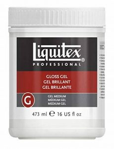 LIQUITEX ADDITIF MEDIUM GEL EPAIS BRILLANT 473ML de la marque Liquitex image 0 produit
