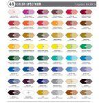 Liquitex Basics Pack de 12 Tubes de Peintures acryliques 22 ml Couleurs Assorties de la marque Liquitex image 4 produit