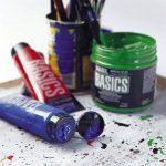 Liquitex Basics Pot de Peinture acrylique 946 ml Blanc de titane de la marque Liquitex image 2 produit