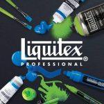 Liquitex Marqueur Pointe Large Argent Riche Iridescent de la marque Liquitex image 3 produit