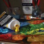 Liquitex Professional Heavy Body Tube de Peinture acrylique 59 ml Noir d'ivoire de la marque Liquitex image 1 produit