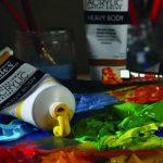 Liquitex Professional Heavy Body Tube de Peinture acrylique 59 ml Or Riche Iridescent de la marque Liquitex image 1 produit