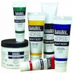 Liquitex Professional Heavy Body Tube de Peinture acrylique 59 ml Or Riche Iridescent de la marque Liquitex image 2 produit