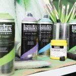 Liquitex Professional Peinture Acrylique Aérosol 400 ml Gris Neutre 5 de la marque Liquitex image 1 produit