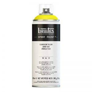 Liquitex Professional Peinture Acrylique Aérosol 400 ml Jaune Fluorescent de la marque Liquitex image 0 produit