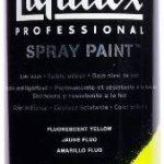 Liquitex Professional Peinture Acrylique Aérosol 400 ml Jaune Fluorescent de la marque Liquitex image 1 produit