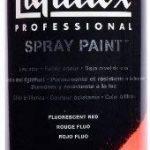Liquitex Professional Peinture Acrylique Aérosol 400 ml Rouge Fluorescent de la marque Liquitex image 1 produit