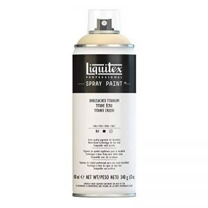 Liquitex Professional Peinture Acrylique Aérosol 400 ml Titane Ecru de la marque Liquitex image 0 produit