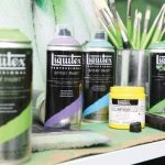 Liquitex Professional Peinture Acrylique Aérosol 400 ml Titane Ecru de la marque Liquitex image 1 produit