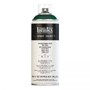 Liquitex Professional Peinture Acrylique Aérosol 400 ml Vert Phtalocyanine/Nuance Bleu de la marque Liquitex image 0 produit
