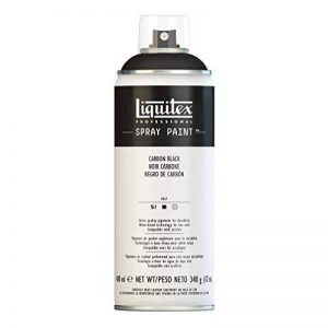Liquitex Professional Peinture Aérosol 400 ml Noir Carbone de la marque Liquitex image 0 produit