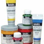 Liquitex Professional Soft Body Pot de Peinture acrylique fluide 946 ml Blanc de titane de la marque Liquitex image 2 produit