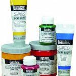 Liquitex Professionnel Soft Body Tube de peinture acrylique 59 ml, Ivoire Noir de la marque Liquitex image 2 produit