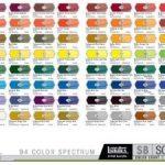 Liquitex Professionnel Soft Body Tube de peinture acrylique 59 ml, Ivoire Noir de la marque Liquitex image 3 produit