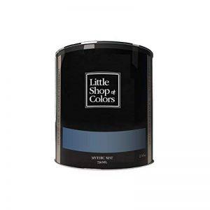 Little Shop of Colors MT075CCL05 Mythic Mat Pot de Peinture acrylique lavable 750 ml Dark Sky de la marque Little Shop of Colors image 0 produit