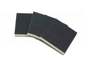 [Lot de 10] les blocs de ponçage papier abrasif ergonomique P10023x 9cm, 10Blocs de la marque Latskrap image 0 produit