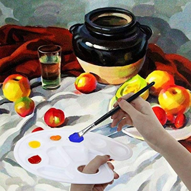 """Amtech 1/"""" 25 Mm Peinture Pinceau aucune perte Décoration Nettoyage Vernis huile décorateur"""