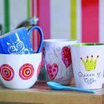 Marabu Kit Peinture pour porcelaine Porcelain 6 x 15 ml de la marque Marabu image 4 produit