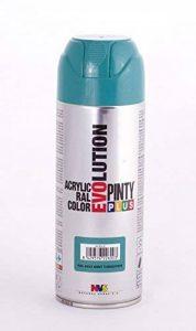 MegaCrea Peinture spray Acrylic Brillant 400ml Turquoise Menthe RAL 6033 de la marque MegaCrea image 0 produit
