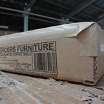 Mercers Furniture Corona Painted Table basse–Crème/pin de la marque Mercers Furniture image 1 produit